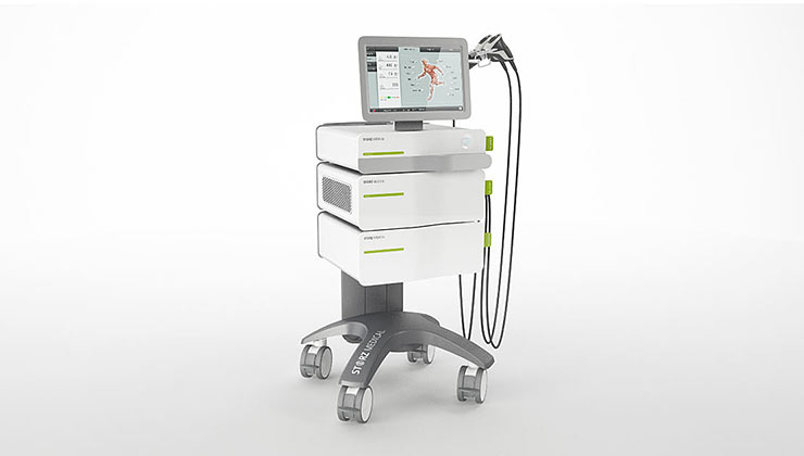 "Stosswellentherapie / Duolith® SD1 ""ultra"""